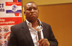 Ashanti Regional Chairman Of New Patriotic Party Benard Antwi Boasiako