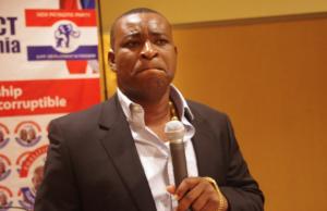 Ashanti Regional Chairman Of New Patriotic Party Benard Antwi Boasiako