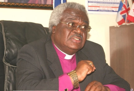 Rt. Rev Prof. Emmanuel Martey - Current Moderator of the Presbyterian Chuch, Ghana [Photo Courtesy: newsghana.com.gh]