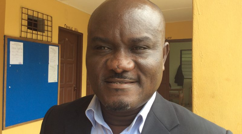District Chief Executive for Akatsi North