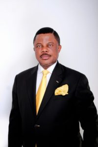 Willie Obiano, the Executive Governor of Anambra state