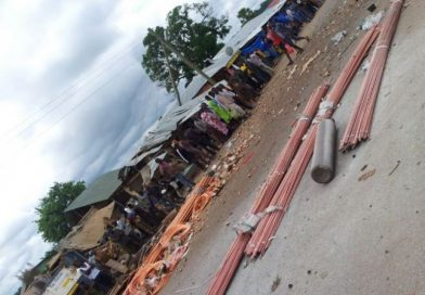Bole Gas Explosion 9 Dead Several Others Injured