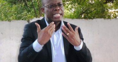 Transport Minister Fiifi Fiavi Kwetey