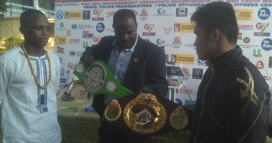 Isaac The Royal Storm Dogbey To Rekindle The Lost Glory In Boxing.