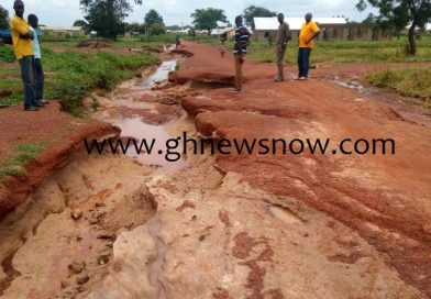 Poor State Of Kakpagyili Road, Residents Call For Immediate Government Action