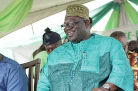 minister for Food & Agriculture, Mohammed Muniru Lemuna,