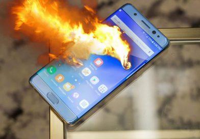 Ghana Bans Samsung Galaxy Note 7 On Flights
