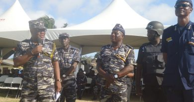 'We Will Hold The Peace Of Ghana' – IGP