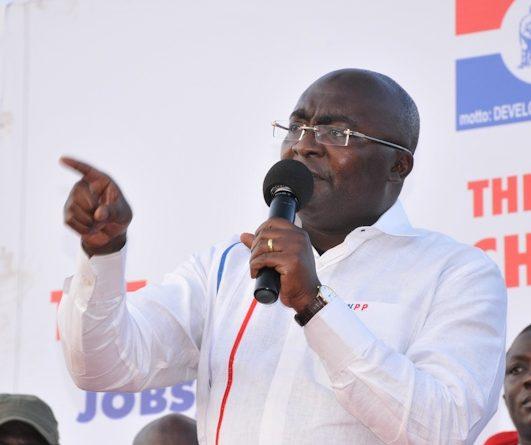Mismanagement, Corruption Are Ghana's Problems – Bawumia