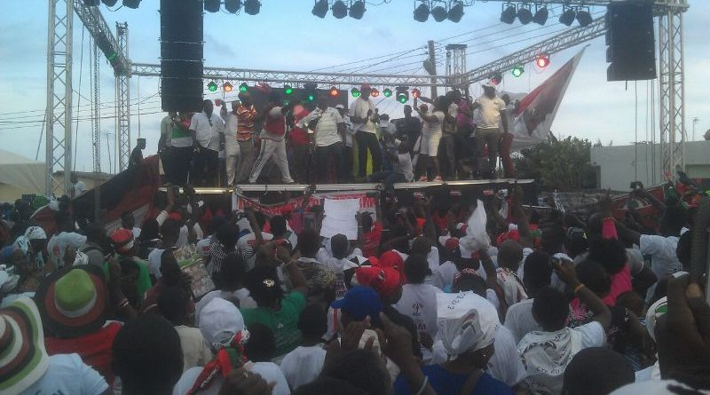 sam-george-and-kofi-adams-on-the-podium-as-a-cross-section-of-the-ndc-supporters-cheer-them-on