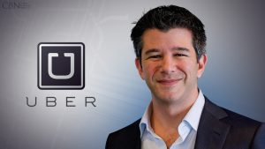 Travis Kalanick - CEO of Uber Technologies Inc.