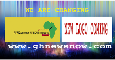 We Are Changing: New Face, New Logo.