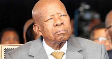 Ketumile Masire Photo Courtesy: Sunday Standard