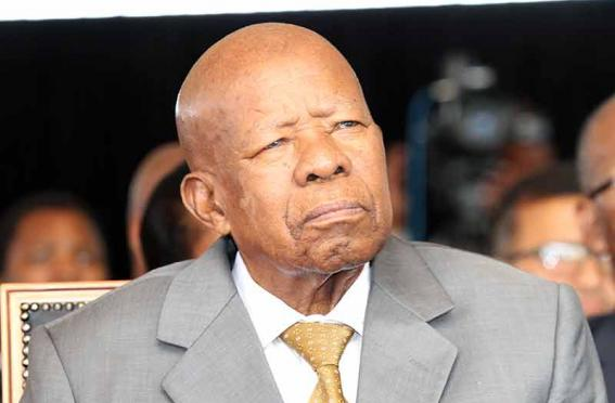 Ketumile Masire Photo Courtesy: Sunday Standard