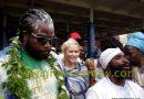Gramps Morgan Treated Like Royalty In Ghana