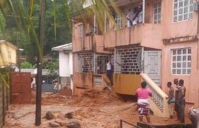 Hundreds Dead In Sierra Leone Mudslide Linked To Climate Change