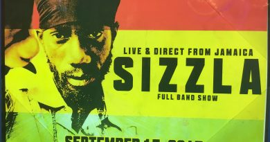 Sizzla Kalonji To Light Up NYC