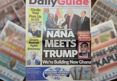From The Ghanaian Newspapers [September 22,2107] (VIDEO)
