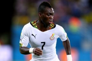 Christian Atsu (Ghana)- Shortlisted. Photo Courtesy: Muzul