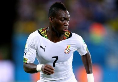 CAF Releases 2017 Best Player List; Ghana's Christian Atsu Shortlisted