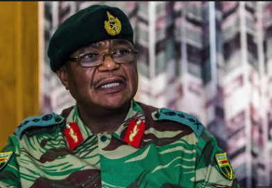 Mugabe Under Siege: Military Steps In To Interrupt Perceived Handover To Grace Mugabe
