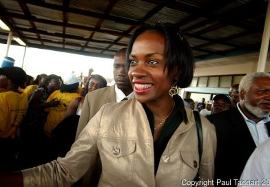 Weah's Jamaican Wife Has Competition For First Lady Role?