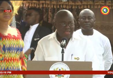Nana Addo Reiterates 'Ghana Beyond Aid' Policy At Kantanka Exhibition