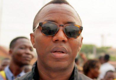 Sahara Reporters' Sowore Causes Stir In Nigerian Presidential Politics