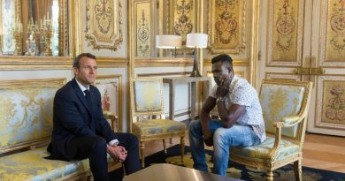 Macron's Gesture Towards Gassama Receives Mixed Reactions From French Public