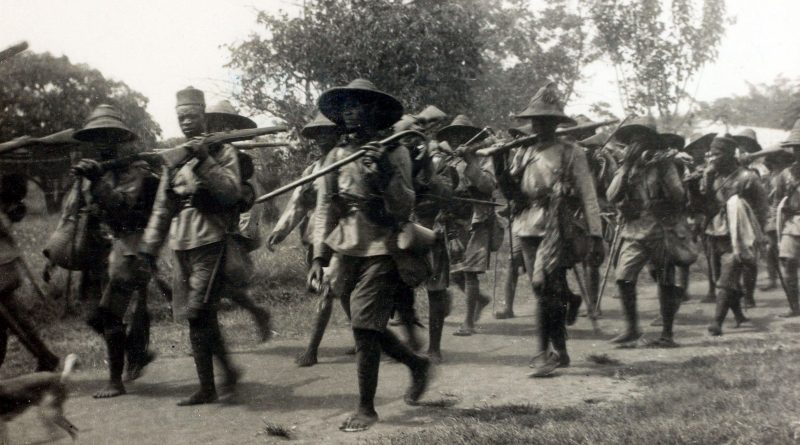Nearly 2 Million Africans Were Pulled Into WW I, Their Reward Was Even More Colonization