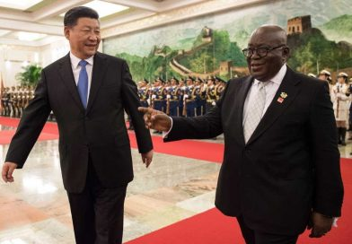 Critics Warn Of 'Dark Side' To 'Charitable' Chinese Loan To Africa