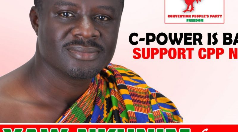 OPINION: CPP – Under The Light – By Yaw Nkunim
