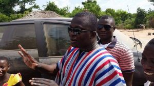 Bryan Acheampong, MP For Abetifi - Photo Courtesy: Modernghana