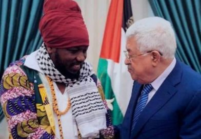 Blakk Rasta Meets Mahmoud Abass; Billed To Tour Israel And Palestine