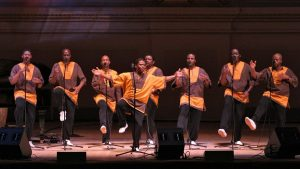 Ladysmith Black Mambazo - Photo Courtesy: BBC
