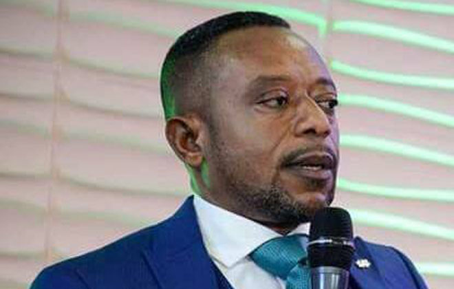Pastor Owusu Bempah - Photo Courtesy: GraphicOnline