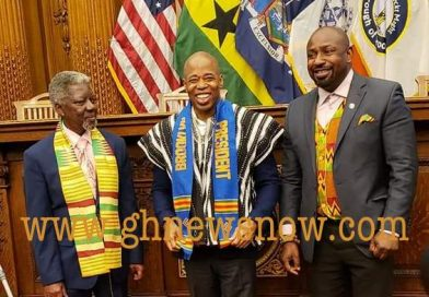 Brooklyn Borough Pres. Eric Adams Addresses Ghanaians On Independence Anniversary [VIDEO & PHOTOS]