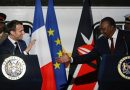 France Will Respect Sovereignty In Trade Deals With Africa ; Macron Assures Kenya