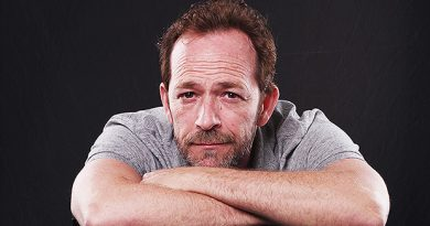 MOVIES: Actor Luke Perry 52, Hospitalized After Suffering 'Massive Stroke'