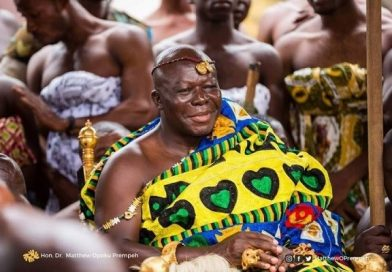 Let Peace Reign Upon Our Nation -Asantehene Appeals To Politicians