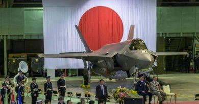 Japan's Air force Loses Contact With F-35A Stealth Fighter; Remaining 12 Grounded