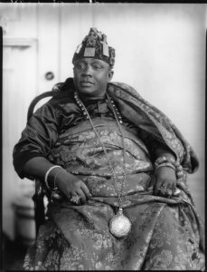 Nana Sir Ofori Atta Photo Courtesy: National Portrait Gallery
