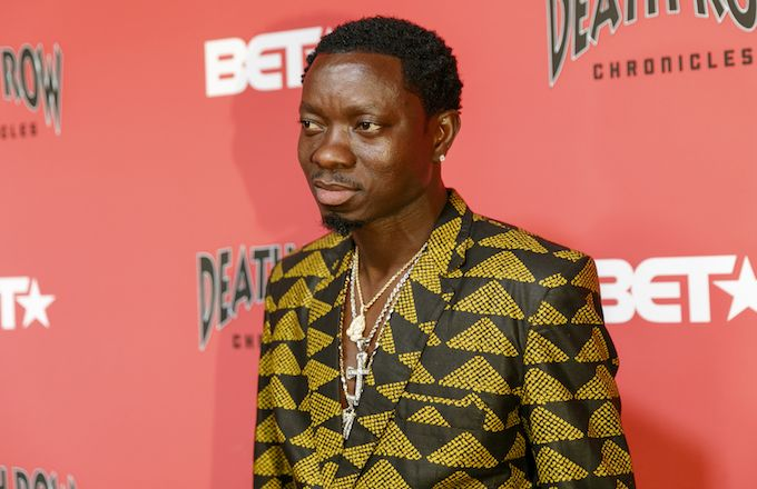 Michael Blackson To Feature In 'Coming To America' Sequel