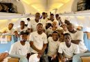 Black Stars Arrive In Egypt Ahead Of AfCON Kickoff
