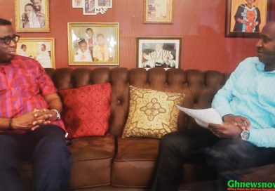Road To Election 2020 [Ep.1, Pt.2] Elvis Afriyie Ankrah Speaks To Ghnewsnow