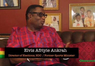 Road To Election 2020 [Ep.1] Elvis Afriyie Ankrah Speaks To Ghnewsnow