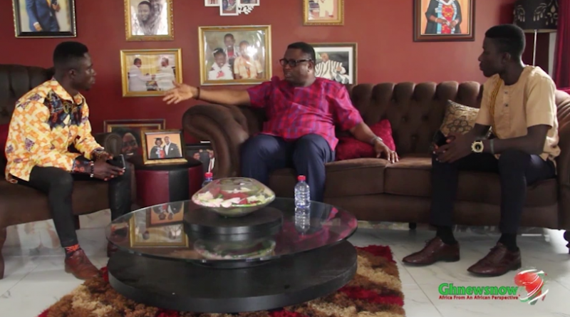 What Really Happened In Brazil 2014? Exclusive With Elvis Ankrah [Full Time Sports Show-Ep.4]