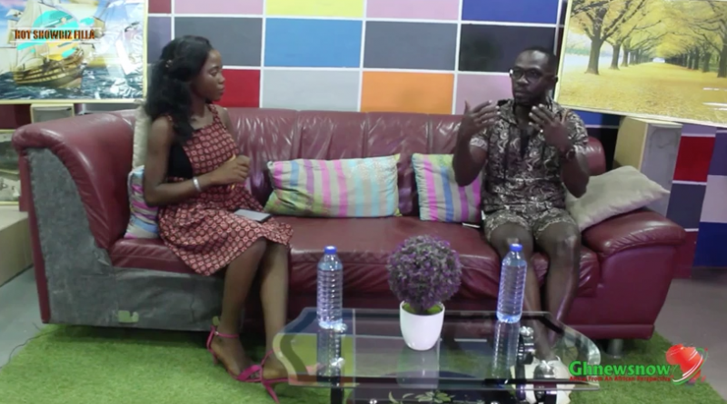 """I Want To Be A Minister Of State""- OK [Hot Showbiz Filla On Ghnewsnow – Ep 6]"