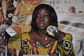 Minister Elizabeth Ofosu Agyare, Dep Minister Dzifa Gomashie