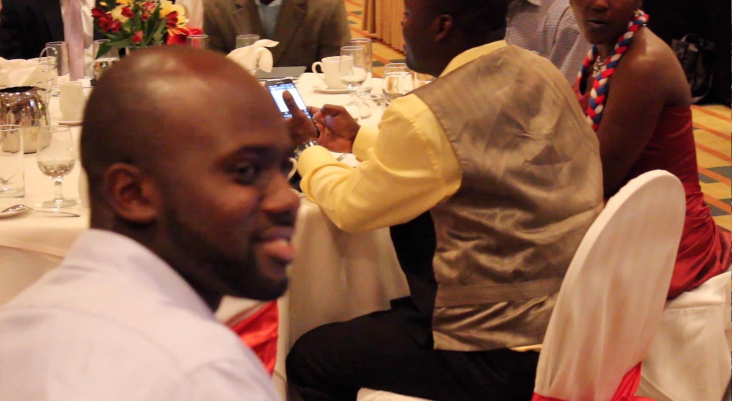 Kwaku Ofori - One of the organizers